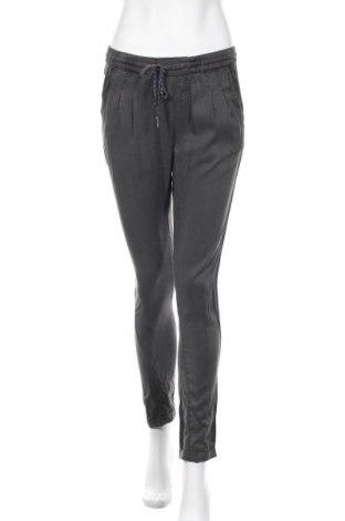 Дамски панталон S.Oliver, Размер XS, Цвят Сив, Лиосел, Цена 23,94лв.