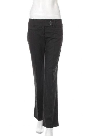 Дамски панталон S.Oliver, Размер M, Цвят Черен, 65% полиестер, 32% вискоза, 3% еластан, Цена 7,64лв.