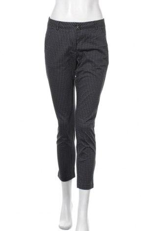 Дамски панталон Sisley, Размер S, Цвят Черен, 98% памук, 2% еластан, Цена 10,92лв.