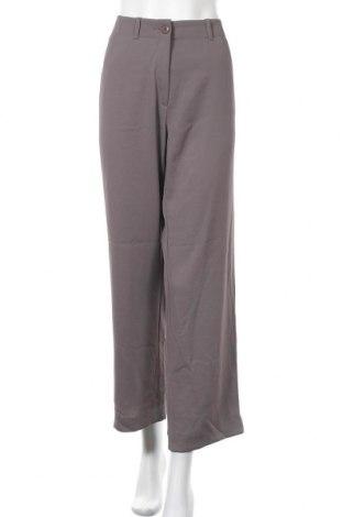Дамски панталон Sulu, Размер M, Цвят Кафяв, Полиестер, Цена 9,98лв.