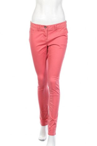 Дамски панталон Tom Tailor, Размер M, Цвят Розов, 97% памук, 3% еластан, Цена 15,96лв.