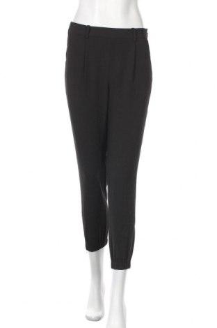 Дамски панталон Trouve, Размер M, Цвят Черен, 90% полиестер, 10% еластан, Цена 22,68лв.