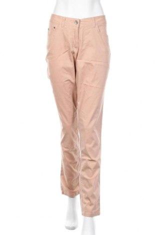 Γυναικείο παντελόνι Up 2 Fashion, Μέγεθος L, Χρώμα Ρόζ , 98% βαμβάκι, 2% ελαστάνη, Τιμή 6,37€