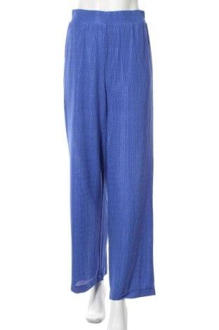 Дамски панталон Vero Moda, Размер S, Цвят Син, 94% полиестер, 6% еластан, Цена 19,14лв.