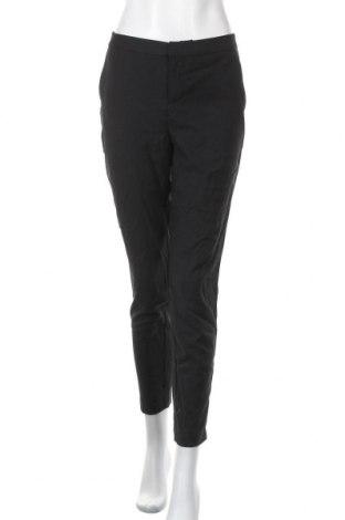 Дамски панталон Vero Moda, Размер S, Цвят Черен, 79% полиестер, 20% вискоза, 1% еластан, Цена 51,75лв.
