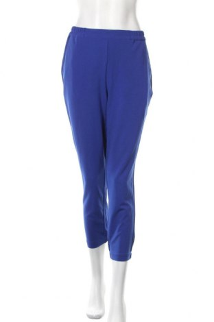 Дамски панталон Vero Moda, Размер S, Цвят Син, 95% полиестер, 5% еластан, Цена 12,80лв.