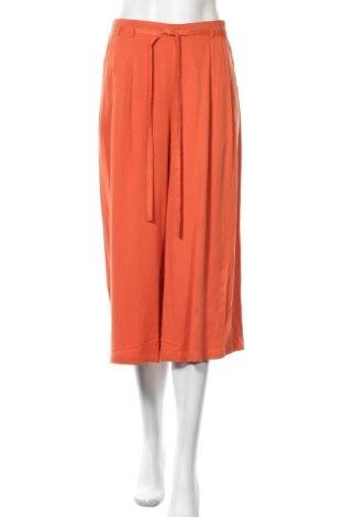 Γυναικείο παντελόνι Vila, Μέγεθος M, Χρώμα Πορτοκαλί, Βισκόζη, Τιμή 6,39€
