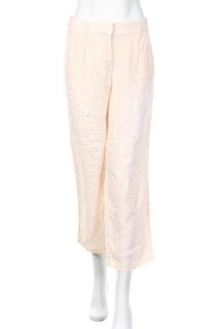 Дамски панталон Zara, Размер S, Цвят Розов, Цена 14,62лв.