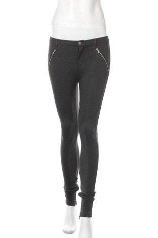 Дамски панталон Zara Trafaluc, Размер S, Цвят Сив, Цена 8,14лв.