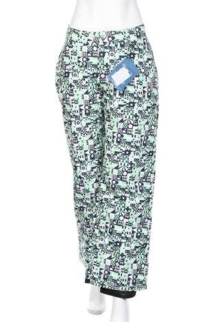Дамски панталон за зимни спортове Vans, Размер M, Цвят Многоцветен, 100% полиестер, Цена 76,05лв.