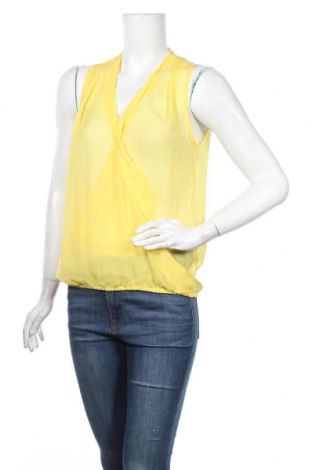 Tricou de damă Flame, Mărime M, Culoare Galben, Poliester, Preț 12,44 Lei