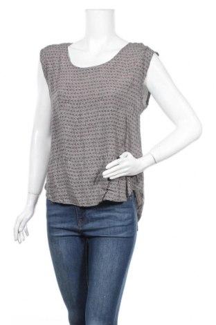 Γυναικείο αμάνικο μπλουζάκι Noa Noa, Μέγεθος M, Χρώμα Γκρί, Βισκόζη, Τιμή 19,00€