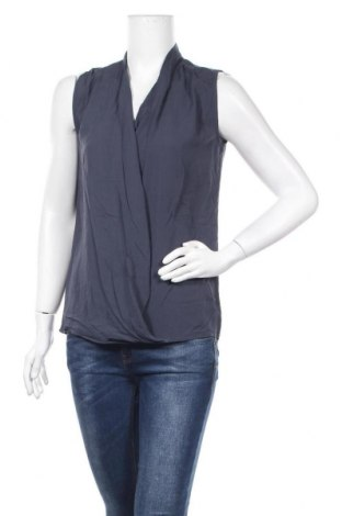 Γυναικείο αμάνικο μπλουζάκι Noa Noa, Μέγεθος XS, Χρώμα Γκρί, Βισκόζη, Τιμή 8,87€