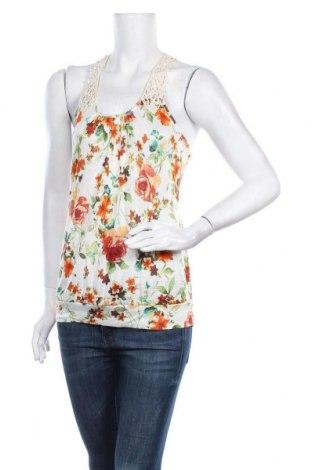Γυναικείο αμάνικο μπλουζάκι Poetry, Μέγεθος M, Χρώμα Πολύχρωμο, Βισκόζη, Τιμή 3,64€