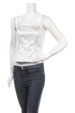 Γυναικείο αμάνικο μπλουζάκι Vera Mont, Μέγεθος M, Χρώμα Γκρί, Τιμή 25,33€
