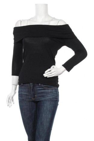 Γυναικείο πουλόβερ, Μέγεθος M, Χρώμα Μαύρο, 68% βισκόζη, 32% πολυαμίδη, Τιμή 5,98€