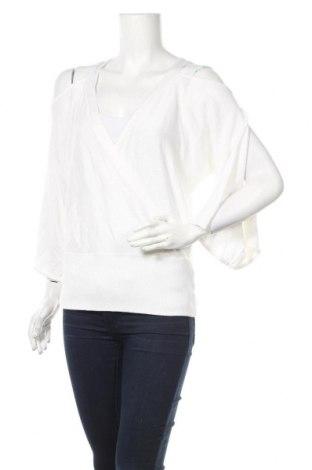 Γυναικείο πουλόβερ Apart, Μέγεθος XL, Χρώμα Λευκό, 50% βαμβάκι, 50% βισκόζη, Τιμή 20,23€