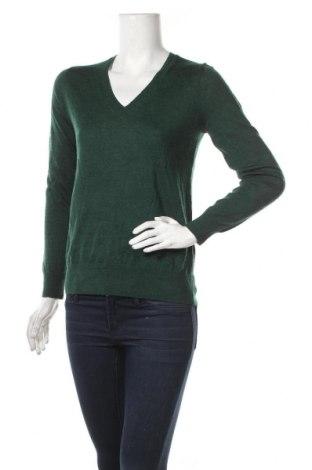 Γυναικείο πουλόβερ Banana Republic, Μέγεθος S, Χρώμα Πράσινο, Μερινό, Τιμή 47,41€