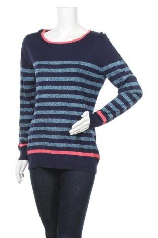 Γυναικείο πουλόβερ Blue Motion, Μέγεθος M, Χρώμα Μπλέ, 83% βισκόζη, 17% πολυαμίδη, Τιμή 16,89€