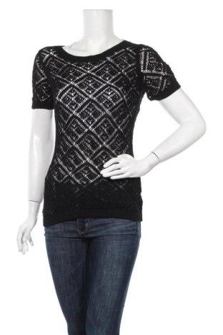 Γυναικείο πουλόβερ Blue Motion, Μέγεθος S, Χρώμα Μαύρο, Βαμβάκι, Τιμή 4,77€