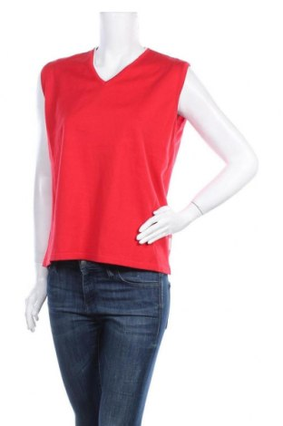 Γυναικείο πουλόβερ Brax Golf, Μέγεθος XL, Χρώμα Κόκκινο, 60% βαμβάκι, 40% μοντάλ, Τιμή 5,11€