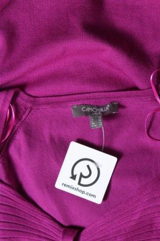 Γυναικείο πουλόβερ Camomilla, Μέγεθος L, Χρώμα Βιολετί, 80% βισκόζη, 20% πολυαμίδη, Τιμή 27,83€