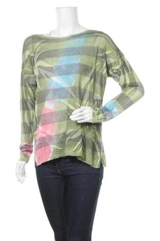 Γυναικείο πουλόβερ Cassis, Μέγεθος M, Χρώμα Πολύχρωμο, 88% βισκόζη, 12% πολυαμίδη, Τιμή 6,24€
