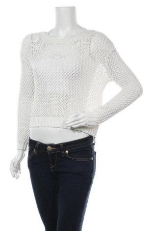 Γυναικείο πουλόβερ Clockhouse, Μέγεθος M, Χρώμα Λευκό, 55%ακρυλικό, 45% βαμβάκι, Τιμή 5,46€
