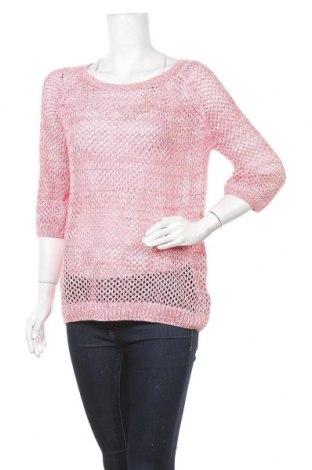 Γυναικείο πουλόβερ Colours Of The World, Μέγεθος L, Χρώμα Ρόζ , Τιμή 5,91€
