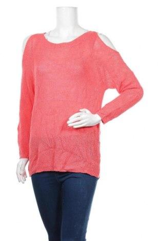 Γυναικείο πουλόβερ Colours Of The World, Μέγεθος M, Χρώμα Πορτοκαλί, 80%ακρυλικό, 20% πολυαμίδη, Τιμή 5,26€