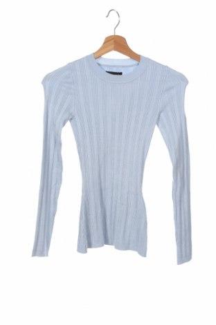 Дамски пуловер Even&Odd, Размер XS, Цвят Син, 81% вискоза, 19% полиамид, Цена 36,91лв.