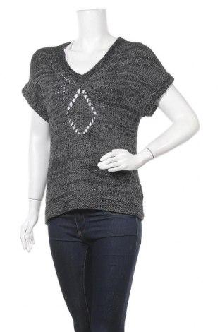 Γυναικείο πουλόβερ Gerry Weber, Μέγεθος L, Χρώμα Γκρί, 65% πολυακρυλικό, 35% πολυαμίδη, Τιμή 23,64€