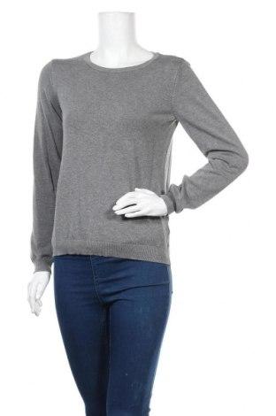 Γυναικείο πουλόβερ H&M, Μέγεθος M, Χρώμα Γκρί, 70% βισκόζη, 30% πολυαμίδη, Τιμή 11,14€