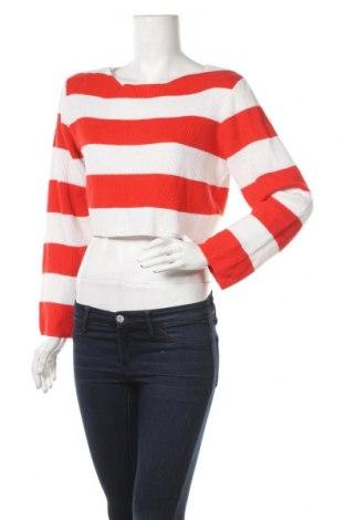 Γυναικείο πουλόβερ H&M Divided, Μέγεθος S, Χρώμα Κόκκινο, Ακρυλικό, Τιμή 17,54€