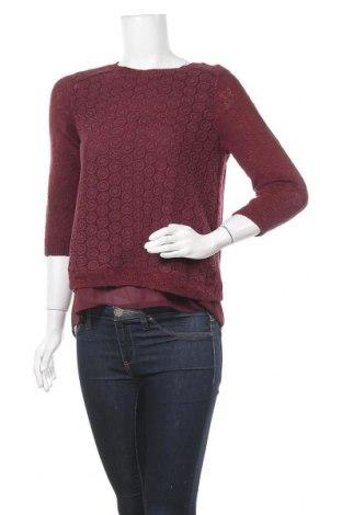 Γυναικείο πουλόβερ Lucky Brand, Μέγεθος S, Χρώμα Κόκκινο, Τιμή 8,45€