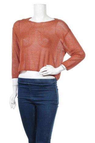 Γυναικείο πουλόβερ Mango, Μέγεθος M, Χρώμα Πορτοκαλί, 75%ακρυλικό, 25% πολυαμίδη, Τιμή 5,79€