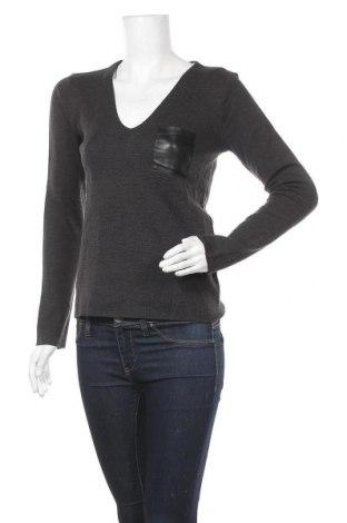 Γυναικείο πουλόβερ Morgan De Toi, Μέγεθος S, Χρώμα Γκρί, 50% μερινό, 50%ακρυλικό, Τιμή 8,19€