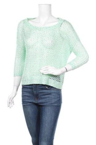 Γυναικείο πουλόβερ ONLY, Μέγεθος S, Χρώμα Πράσινο, Τιμή 4,93€