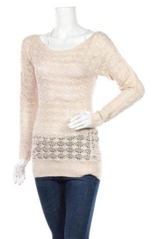 Γυναικείο πουλόβερ Soho, Μέγεθος XS, Χρώμα  Μπέζ, Ακρυλικό, Τιμή 14,19€