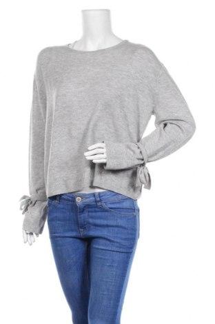 Γυναικείο πουλόβερ Someday., Μέγεθος M, Χρώμα Γκρί, 70% μαλλί, 30% πολυαμίδη, Τιμή 9,53€