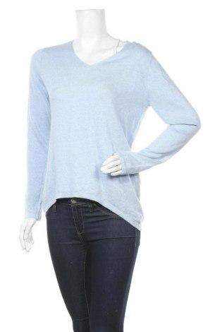Γυναικείο πουλόβερ Up 2 Fashion, Μέγεθος M, Χρώμα Μπλέ, 39% βαμβάκι, 29% βαμβάκι, 25% βισκόζη, 7% μαλλί, Τιμή 15,72€