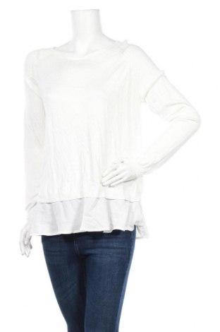 Γυναικείο πουλόβερ Up 2 Fashion, Μέγεθος M, Χρώμα Λευκό, 65% βισκόζη, 35% πολυαμίδη, Τιμή 6,14€
