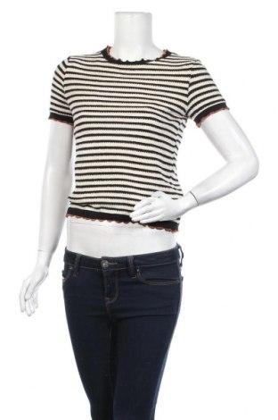 Γυναικείο πουλόβερ Zara, Μέγεθος M, Χρώμα Λευκό, 57%ακρυλικό, 15% βαμβάκι, 14% βισκόζη, 12% πολυεστέρας, 2% άλλα υφάσματα, Τιμή 8,64€