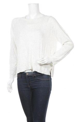 Γυναικείο πουλόβερ Zara Knitwear, Μέγεθος M, Χρώμα Λευκό, 50% βισκόζη, 50%ακρυλικό, Τιμή 8,87€