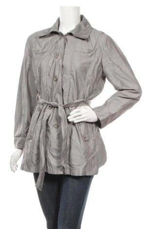 Дамски шлифер, Размер M, Цвят Сив, Полиестер, Цена 16,07лв.
