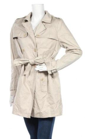Дамски шлифер, Размер M, Цвят Бежов, Цена 24,70лв.