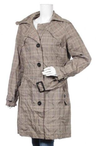Дамски шлифер, Размер XL, Цвят Кафяв, Памук, Цена 22,68лв.