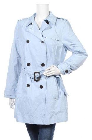 Дамски шлифер Bonita, Размер L, Цвят Син, 65% памук, 35% полиамид, Цена 18,26лв.