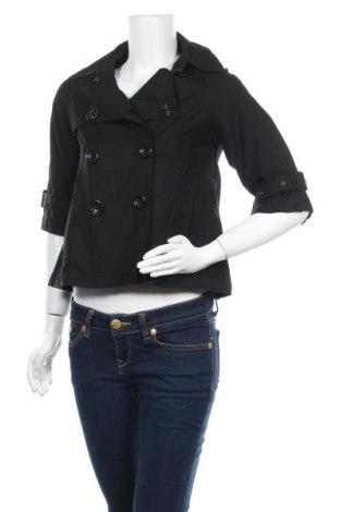 Дамски шлифер Chic Et Jeune, Размер XS, Цвят Черен, Цена 32,76лв.