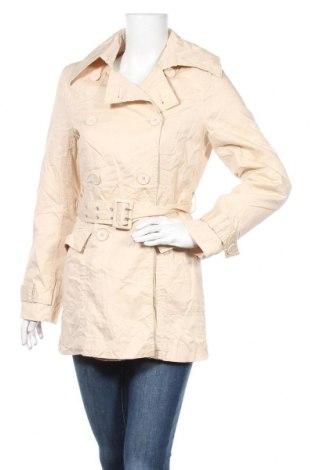 Дамски шлифер Colours Of The World, Размер S, Цвят Бежов, Памук, Цена 15,15лв.